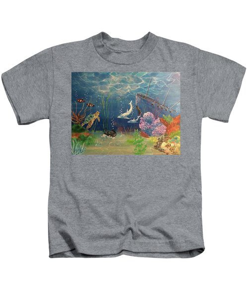 Under The Sea Kids T-Shirt