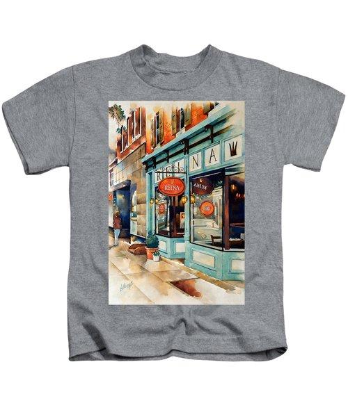 Unfinished...reina Kids T-Shirt