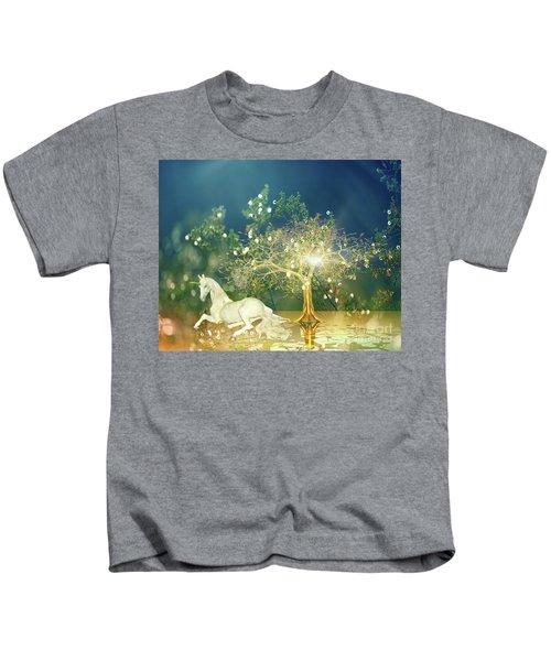 Unicorn Resting Series 2 Kids T-Shirt