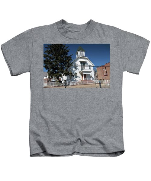 Union Evangelical Church Of Corona Kids T-Shirt