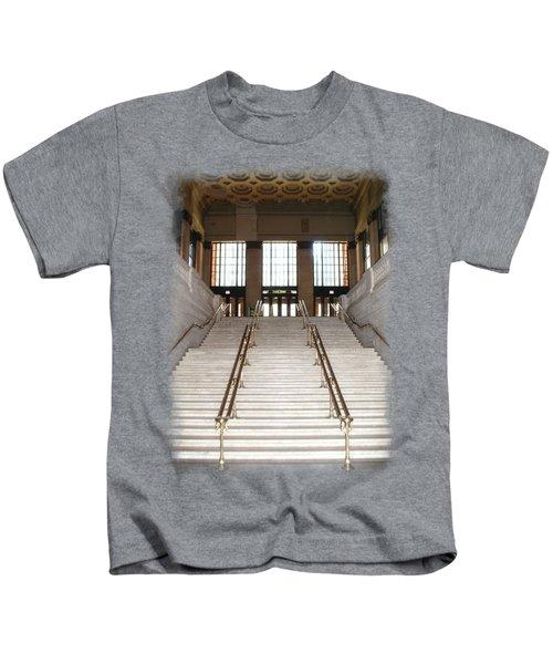 Union Street Station Kids T-Shirt
