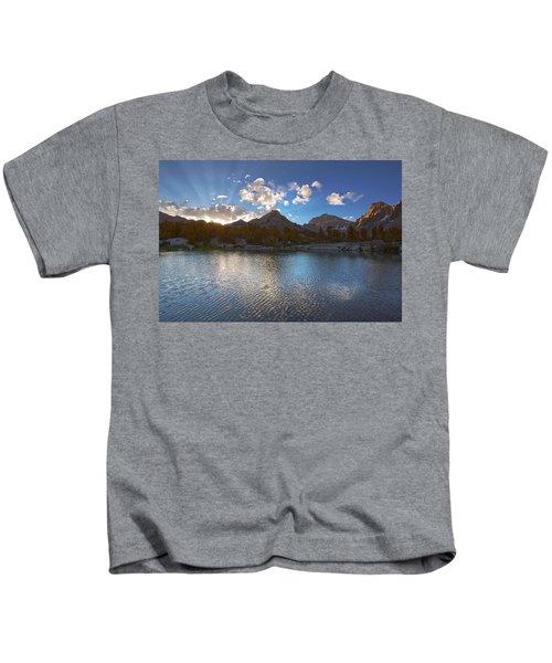 Universe Rising Kids T-Shirt