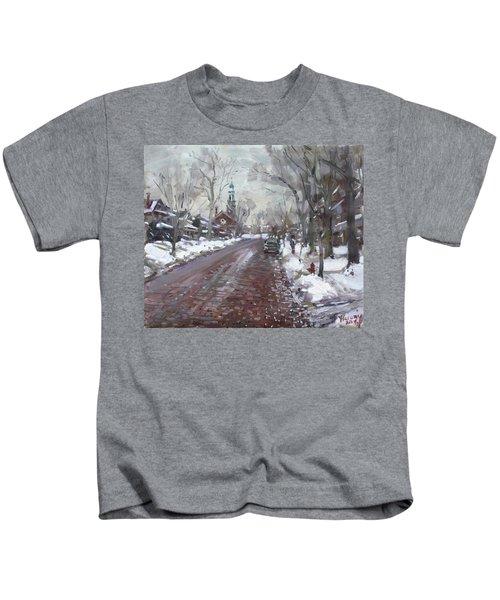 University Presbyterian Church Kids T-Shirt