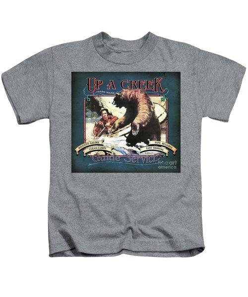 Up A Creek 1 Kids T-Shirt