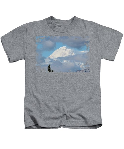 Up In The Clouds Kids T-Shirt