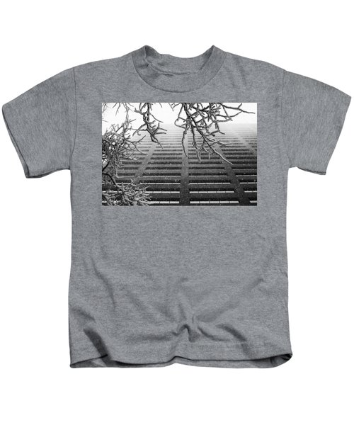 Up In The Snow Kids T-Shirt