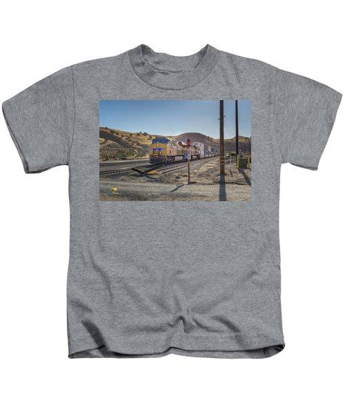 Up7472 Kids T-Shirt