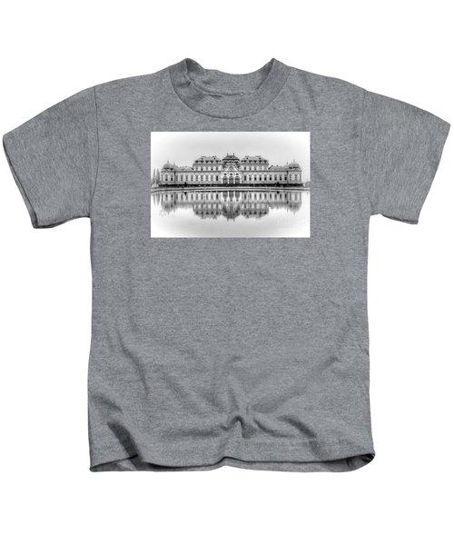 Upper Belvedere Palace, Vienna Kids T-Shirt