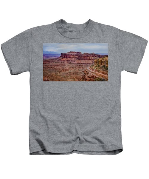 Utah Canyon Country Kids T-Shirt