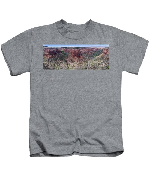 Ute Canyon Kids T-Shirt
