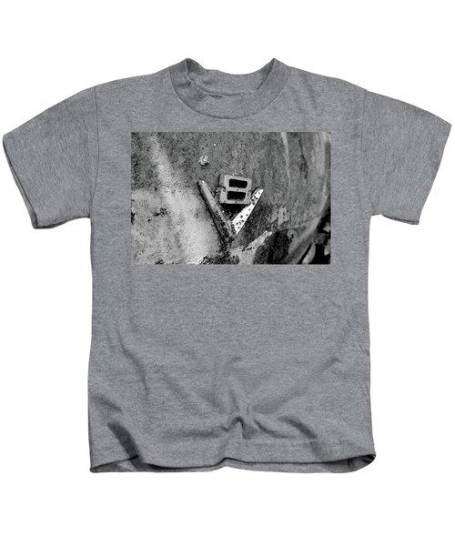 V8 Emblem Kids T-Shirt