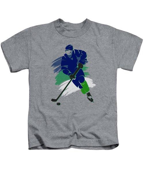 Vancouver Canucks Player Shirt Kids T-Shirt