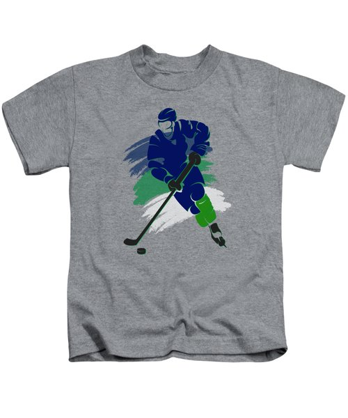 Vancouver Canucks Player Shirt Kids T-Shirt