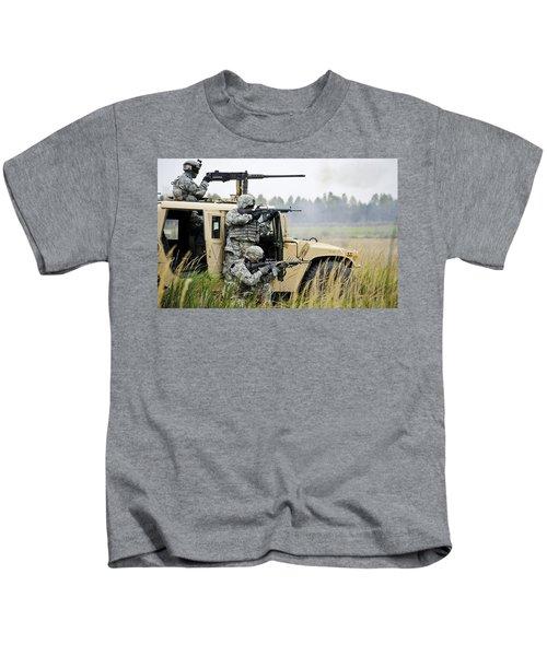 Vehicle Kids T-Shirt