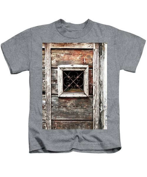 Venetian Window Kids T-Shirt