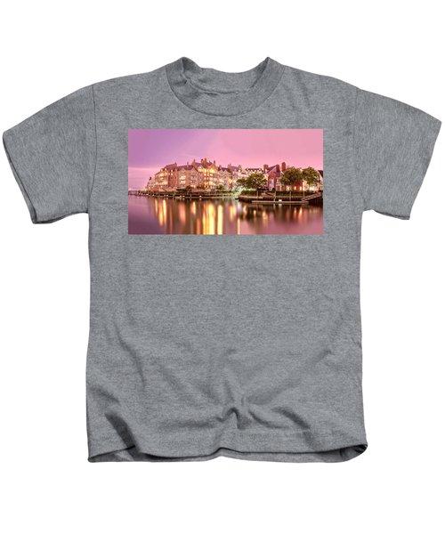 Venice Of Jersey City Kids T-Shirt
