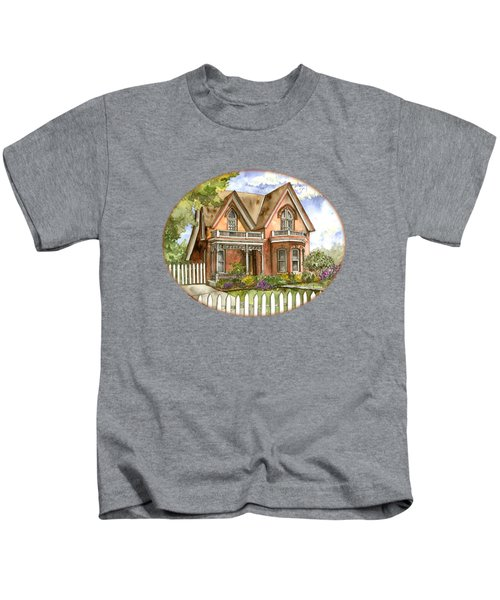 Victorian Beauty Kids T-Shirt