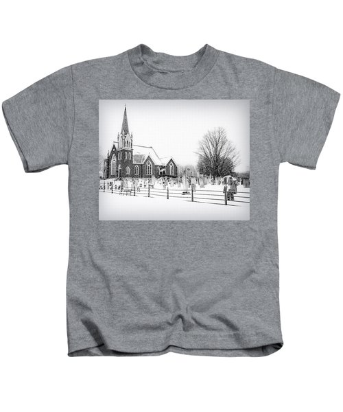 Victorian Gothic Kids T-Shirt