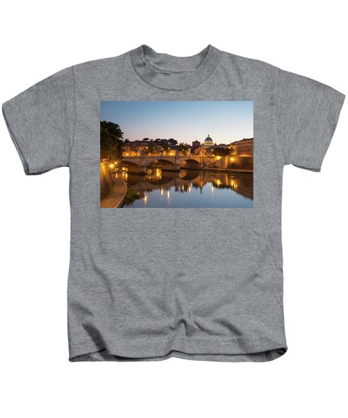 View Of Rome Kids T-Shirt