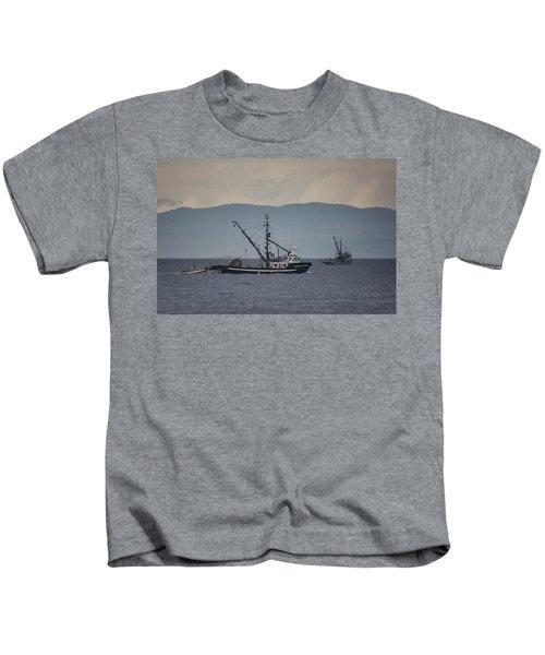 Viking Sunrise Kids T-Shirt