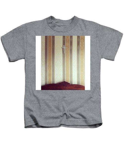 #vilnius #home #interior #wall Kids T-Shirt