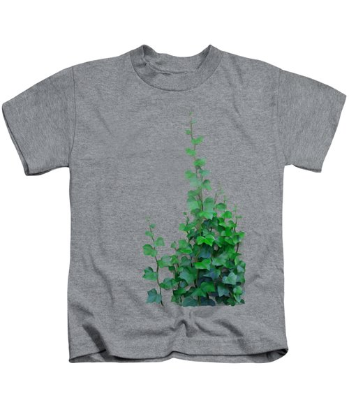 Vines By The Wall Kids T-Shirt