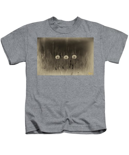 Vintage Clocks Kids T-Shirt