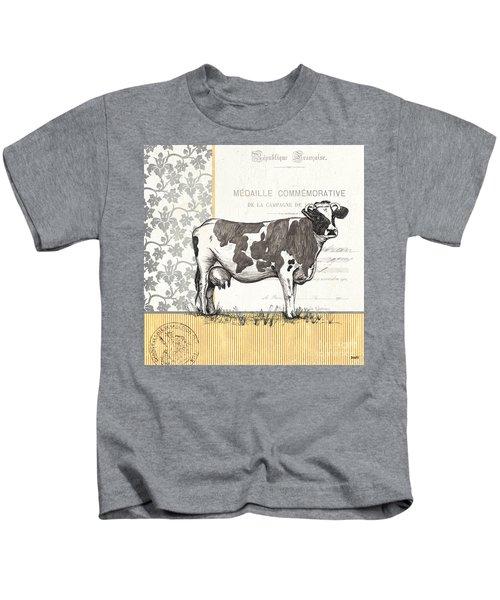 Vintage Farm 4 Kids T-Shirt
