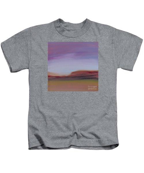 Violet Skies Kids T-Shirt