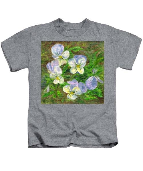Violets Kids T-Shirt