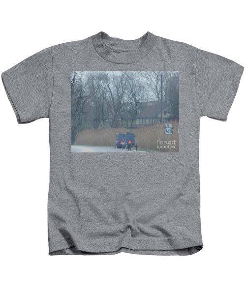 Visiting Day Kids T-Shirt