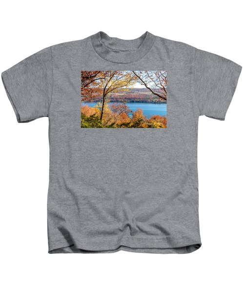 Vista From Garrett Chapel Kids T-Shirt