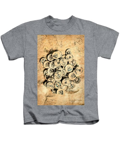 Voyages Of Old World Kids T-Shirt