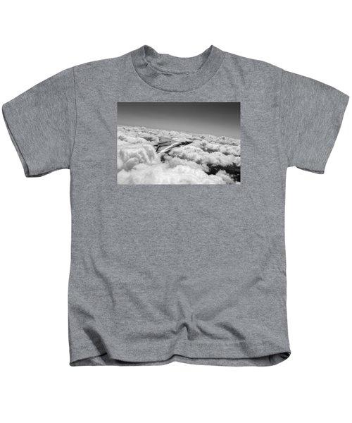 Vulcan Sheen Bw Version Kids T-Shirt