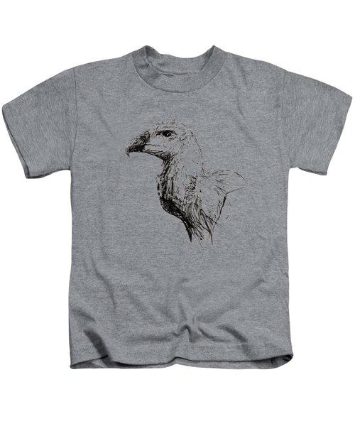 Vulture Head Kids T-Shirt