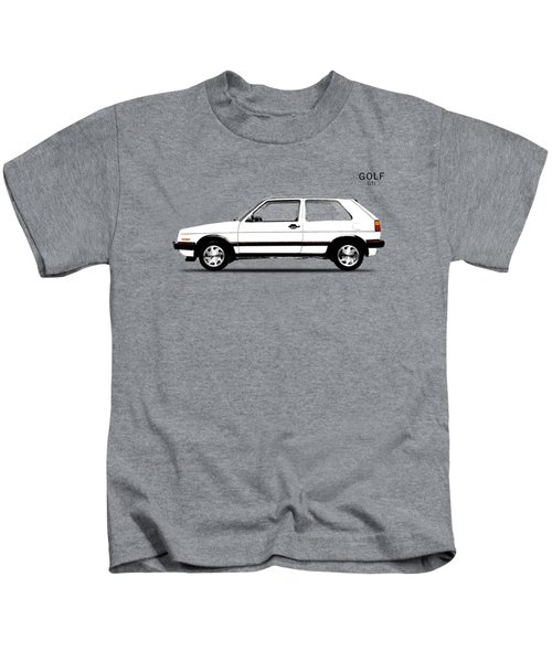 Vw Golf Gti Kids T-Shirt