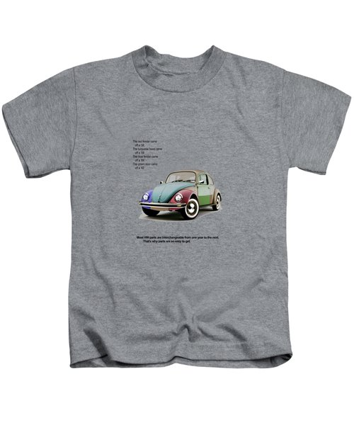 Vw Parts Kids T-Shirt