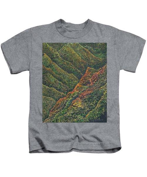 Waimea Canyon, Kauai Kids T-Shirt