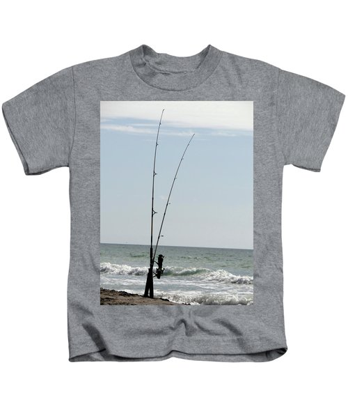 Waiting For The Bait Kids T-Shirt