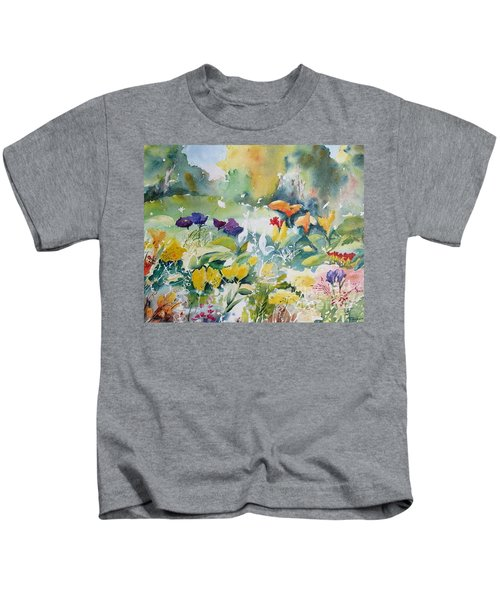 Walk In The Park Kids T-Shirt