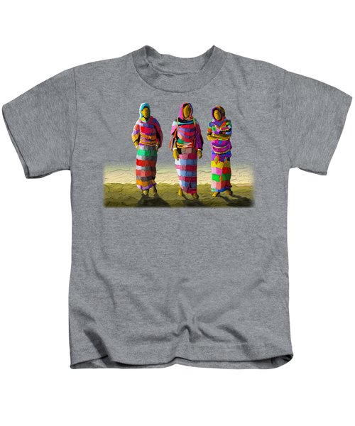 Walk The Talk Kids T-Shirt
