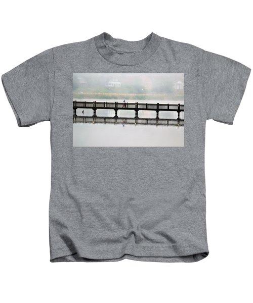 Walking Bridge Kids T-Shirt