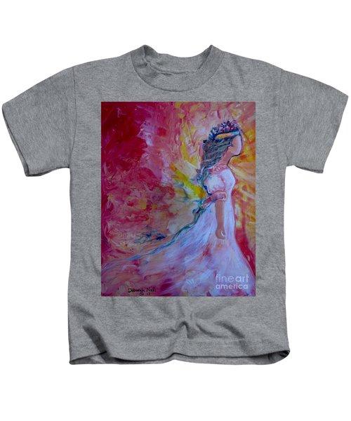 Walking In Authority Kids T-Shirt