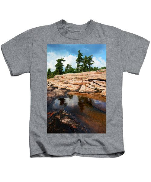 Wall Island Colours Kids T-Shirt
