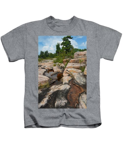 Wall Island Rock-3592 Kids T-Shirt