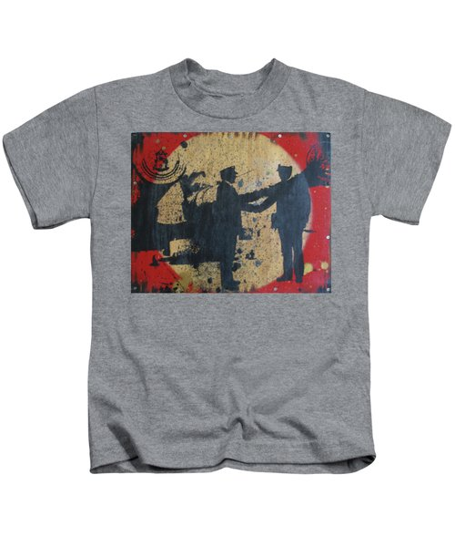 War Mongers Kids T-Shirt