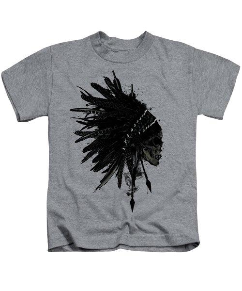 Warbonnet Skull Kids T-Shirt