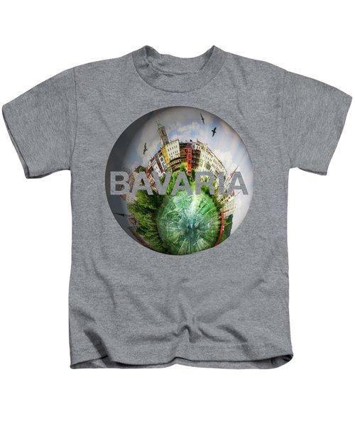 Wasserburg Am Inn Kids T-Shirt