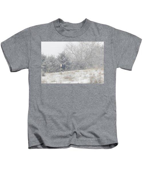 Watchful Eyes Kids T-Shirt