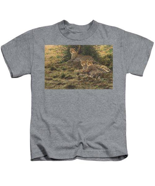 Watching Mam Kids T-Shirt